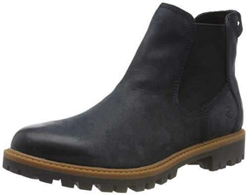 Tamaris Damen 1-1-25921-23 Chelsea Boots, Blau (Navy 805), 39 EU