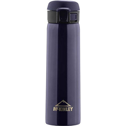 McKINLEY Trinkflasche Bubble Safe, Blau/Grau, 0.5