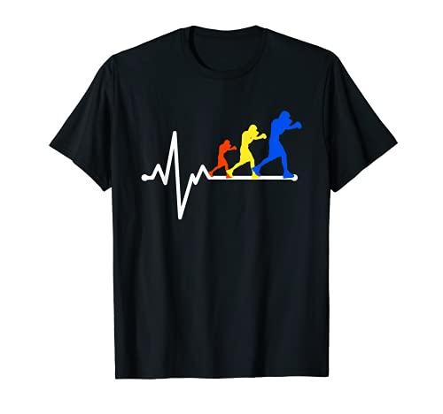 Boxer Heartbeat Boxer Evolution Tシャツ