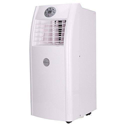 Homegear 12000 BTU Portable Air Conditioner/Dehumidifier/Fan with Remote Control