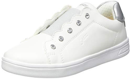scarpe pelle bambino Geox J DJROCK Girl A