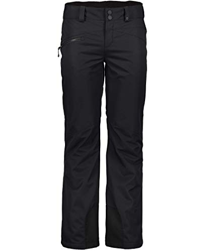 Obermeyer Womens Malta Pant, Black, 6