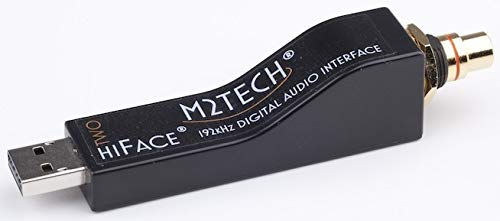 M2Tech Verkehr Digitale HiFace BNC V2