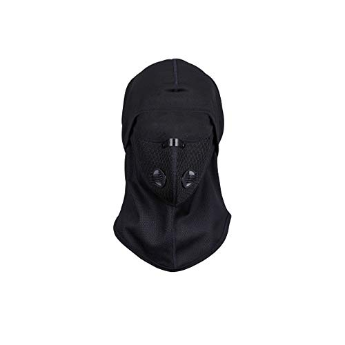 LLD Máscara Sombrero Invierno Paseos Aire Libre
