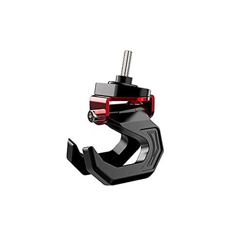 JUSU Store Doble Eagle Glaw Gancho Scooter eléctrico Ajuste para Xiaomi M365 Casco de gancho delantero Bolsas de casco de garra Accesorios de gancho de metal de aleación de aluminio ( Color :