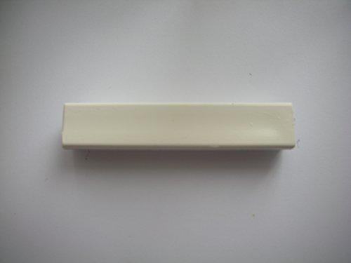9010 Pure White Hard Wax Muebles de madera de cera dura, bastón de reparación de suelo – ** Se requiere una herramienta de fusión para este producto**