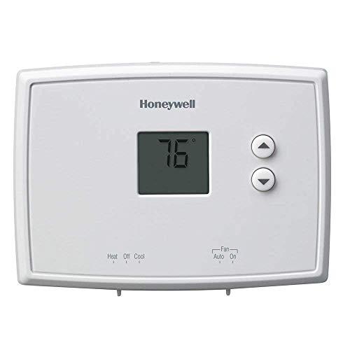 Honeywell RTH111B1024 Digital Non-Programmable Thermostat (Renewed)
