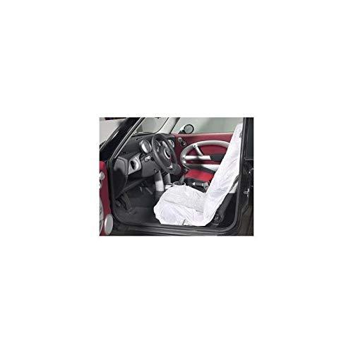 Rouleau de 250 housses de siège jetables, pour tous véhicules - TOPCAR