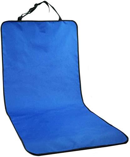 CJCJ-LOVE Funda protectora impermeable para asiento trasero de coche, alfombrilla protectora de seguridad trasera, accesorios de viaje para gato