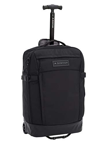 Burton Multipath Carry-on Maleta, 56 cm, 40 litros, True Black Ballistic