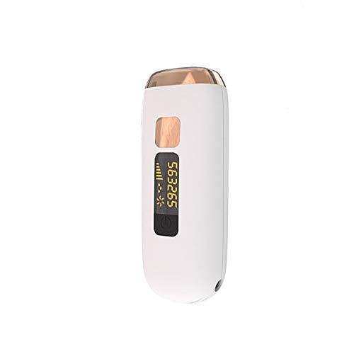 YHM Laser-Haarentfernungsgerät, Schmerzloses Körper-Haarentfernungsgerät, Körperentfernung in 10 Minuten