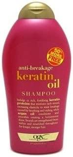 Ogx Organix Anti-breakage Keratin Oil Shampoo 19.5 Oz