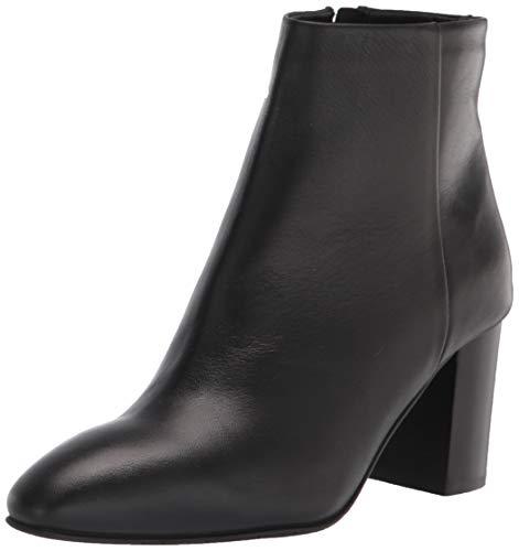 Aquatalia womens Bootie Ankle Boot, Black, 8.5 US