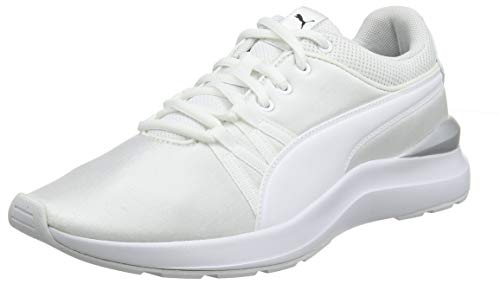 Puma Damen Adela Sneaker, Weiß (Puma White-Puma White 02), 39 EU