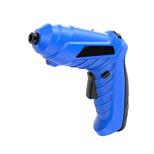 JF-XUAN Cordless Electric Drill Cordless Drill, Cordless Screwdriver, Mini Hand Drill, Tool Set, Power Tool (Size : 4.8V)