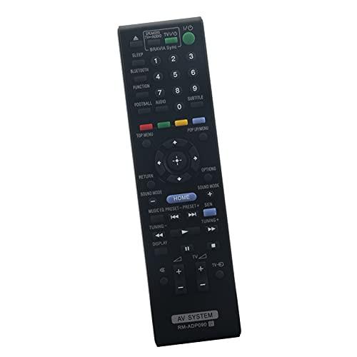 ALLIMITY RM-ADP090 Sostituzione del Telecomando per Sony Blu-ray DVD Home Cinema System RMADP090 BDV-E3100 BDV-E6100 BDV-E2100 BDV-E4100 BDV-EF1100 BDVE3100 BDVE6100 BDVE2100 BDVE4100 BDVEF1100
