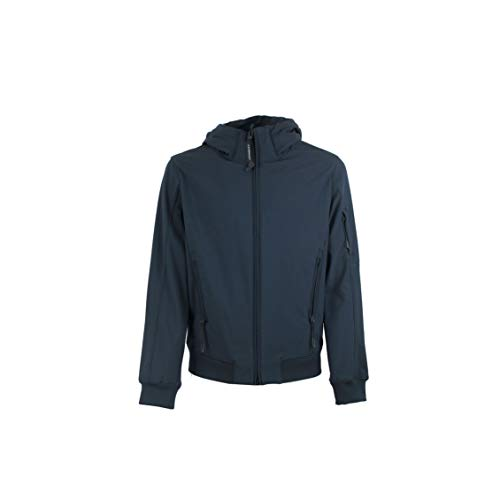 Luxury Fashion | Cp Company Heren 07CMOW013A005242A888 Donkerblauw Polyester Outerwear Jassen | Herfst-winter 19