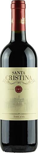 Santa Cristina Rosso Toscana IGT 2018 trocken (0,75 L Flaschen)