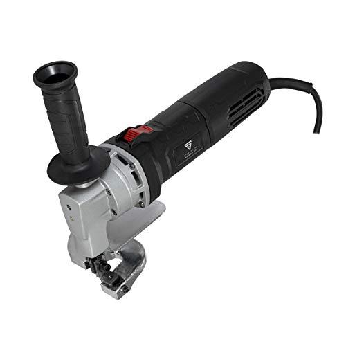 STAHLWERK Nibbler 660 W hasta 2,5 mm - Tijeras de chapa eléctricas, cuchillas de precisión y construcción resistente al desgaste con excelente rendimiento de corte.