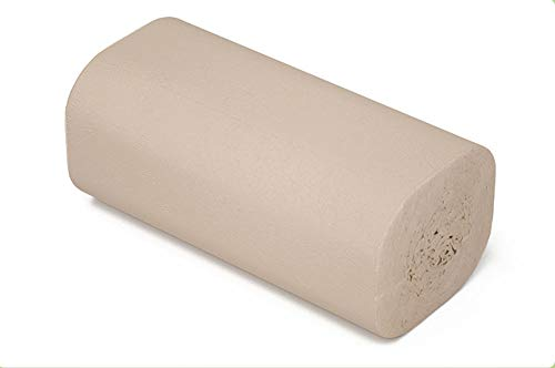 Familie Milieubescherming 4-laags wc-papier Coreless rolpapier handdoek toilet Zacht en dik absorberend toiletpapier (28 rollen) - Ecologische kleur