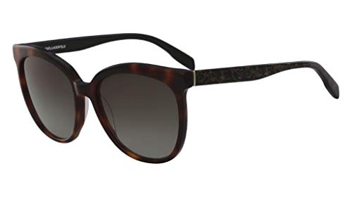 Karl Lagerfeld KL937S, Acetate - Gafas de Sol Havana Unisex para Adulto, Multicolor, estándar