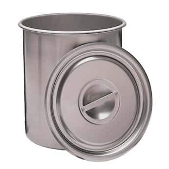 Cole-Parmer Stainless Steel SALENEW very popular Milwaukee Mall Beaker Cov with Optional