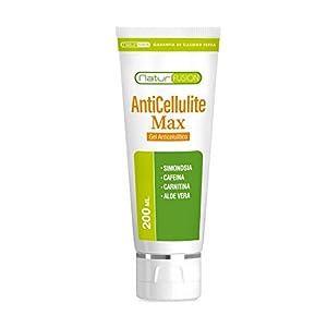 Gel Anticelulítico Reductor Intensivo | Elimina la Celulitis y La Piel de Naranja | Reafirma, Tonifica e Hidrata la Piel | Activa la Microcirculación | Efecto Push Up | Rápida Actuación | 200ML.