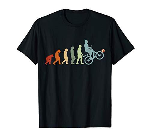 Evolution Radball Radballer Hallenradball Fahrrad Radsport T-Shirt