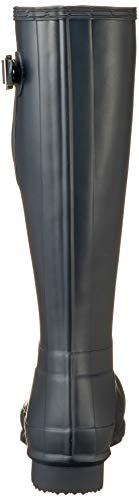 [ハンター]レインブーツメンズオリジナルサイドアジャスタブルトールネイビー27.0cm
