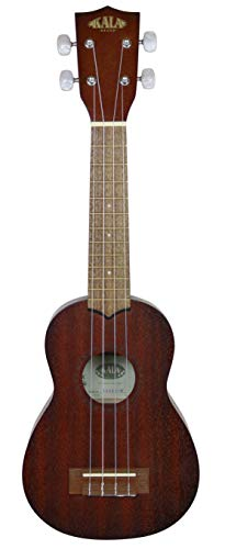 Image of the Kala Mahogany KAA-15S Soprano Ukulele (Limited Edition Soprano)