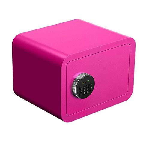 Cajas seguras Caja segura Caja de seguridad Digital Gabinete electrónico Caja de seguridad Caja de efectivo Caja fuerte con caja fuerte Cajas de seguridad para documentos de identificación, documentos