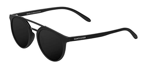 NORTHWEEK Kate All Black Gafas, Negro, Adulto Unisex Adulto