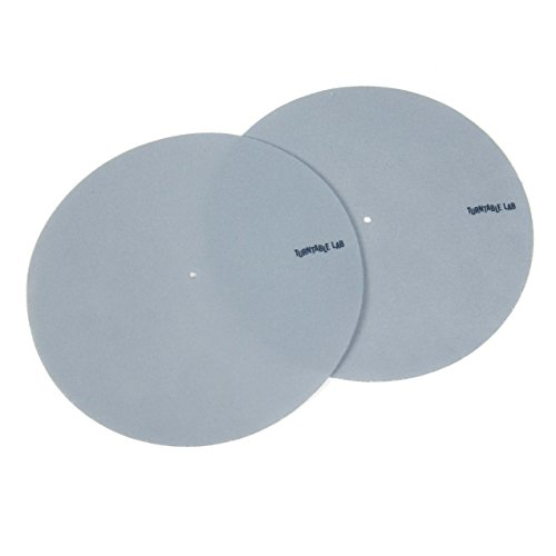 Turntable Lab: Supersoft Slipmats - Grey (Pair)