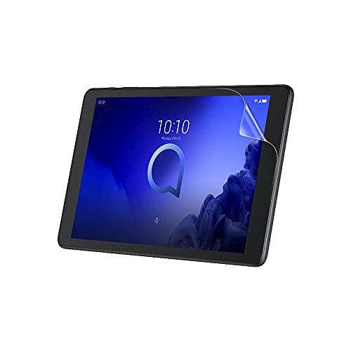 Celicious Film Protector de Pantalla HD Vivid Brillante e Invisible, Compatible con Alcatel 3T 10 [Paquete de 2]