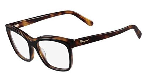 Ferragamo SF2749 Rechteckig Brillengestelle 54, Mehrfarbig