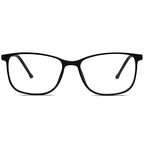 SOJOS SJ5054 Brille mit kleinem Gesicht, TR90, blockiert blaues Licht, für Damen, Computerbrille