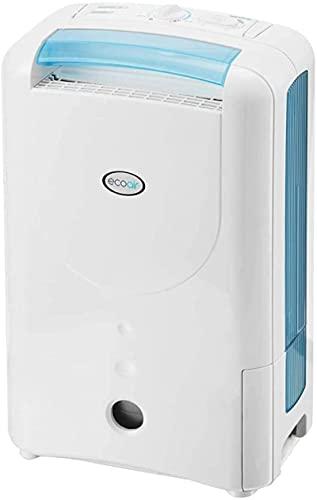Deumidificatori elettrici per la casa, piccolo deumidificatore portatile e compatto 2L capacità silenziosa deumidificatori per alta umidità cantine/camera da letto/bagno/camper