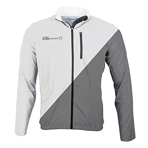 Hydrothanox Ultra Reflective (Hi Viz) Waterproof Cycling Jacket & Gilet...
