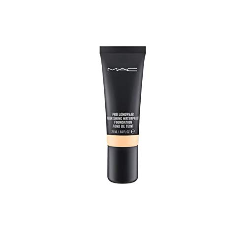 MAC Pro Longwear Nourishing Waterproof Foundation NC37