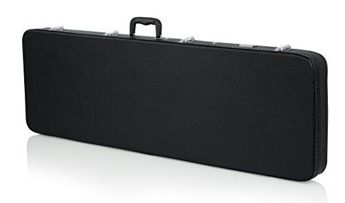 GATOR GWE-BASS - Estuche para bajo eléctrico, color negro, bajo