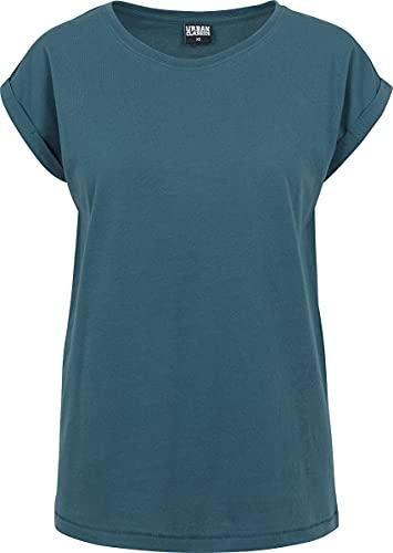 Urban Classics Damska koszulka z długim rękawem