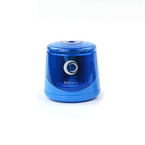 Temperamatite automatico Colore Temperino Temperamatite Penna Temperamatite Bambino Temperamatite Matita alta qualità Antiscivolo Fondo inferiore,Blue
