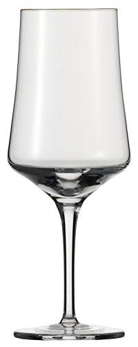 Schott Zwiesel FINE 6-teiliges Wasserglas Set, Kristall, farblos, 7.6 cm, 6-Einheiten
