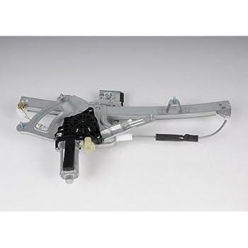 Genuine GM Parts 10315138 Front Driver Side Window Regulator Genuine General Motors Parts