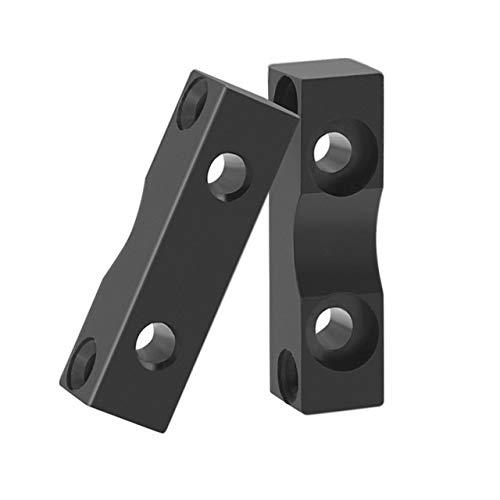 Man-hj Impresora 3D 2pcs Partes Segunda Fase Negro 42-34 for 42mm (Color : Black)
