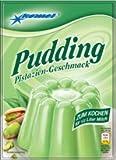 Komet Puddingpulver im praktischen 5er-Pack Geschmack: Pistazie Pudding kochen wie zu Oma´s Zeiten