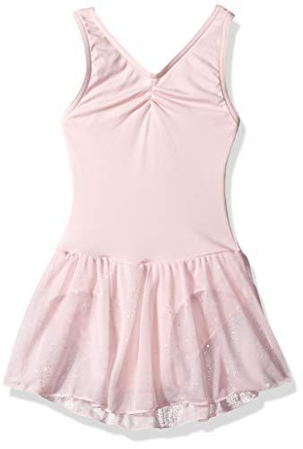 Capezio vrouwen 11309C Tank jurk, roze, groot