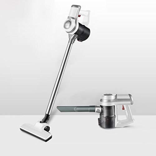 Read About DAFREW Handheld Vacuum Cleaner Vertical Vacuum Cleaner, 2 in 1 Vacuum Cleaner with Electr...