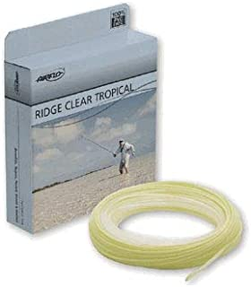 Airflo Ridge Clear-Tip Tropical WF Floating 30' Long Fly Line