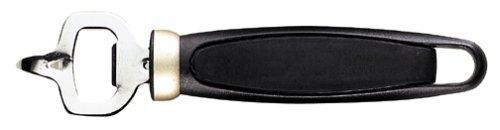 Pedrini - Sollevatore per cappelli, colore: Nero e satinato Apribottiglie